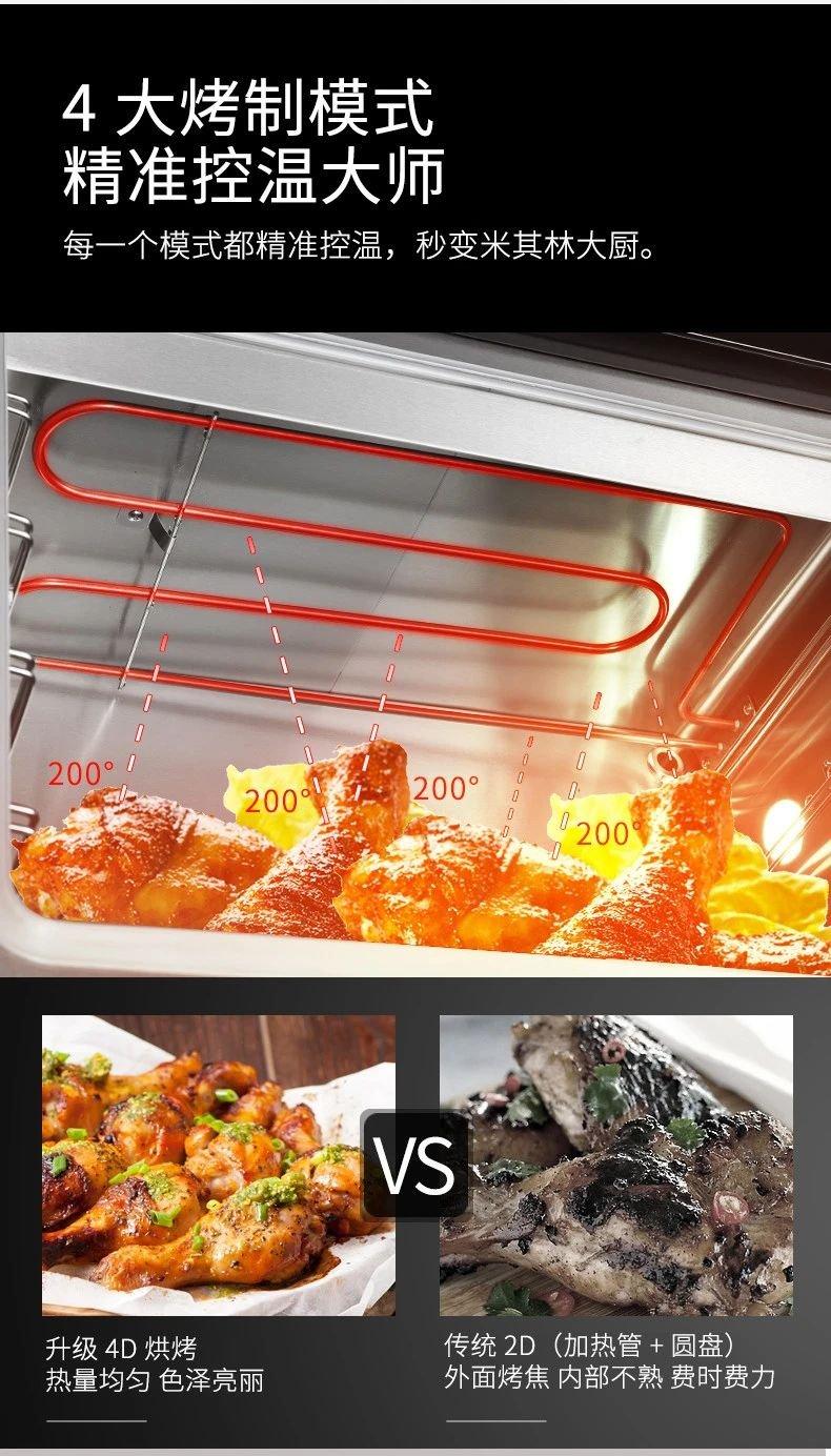 万事兴集成灶图片 蒸烤消一体集成灶厨房装修效果图